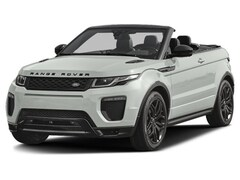 Used 2017 Land Rover Range Rover Evoque HSE Dynamic Convertible for sale in North Houston