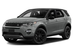 New 2017 Land Rover Discovery Sport HSE Luxury SUV SALCT2BG7HH673464 for sale in Scarborough, ME
