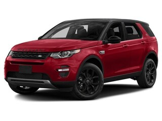 2017 Land Rover Discovery Sport HSE Luxury HSE Luxury 4WD