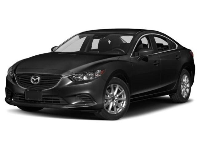 Certified 2017 Mazda Mazda6 Sport Sedan Fairfax VA