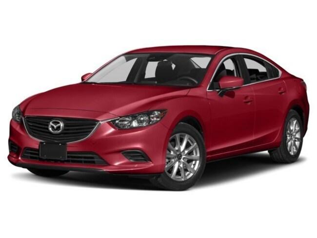 2017 Mazda Mazda6 Sport (2017.5) Sedan for sale in Hyannis, MA at Premier Mazda