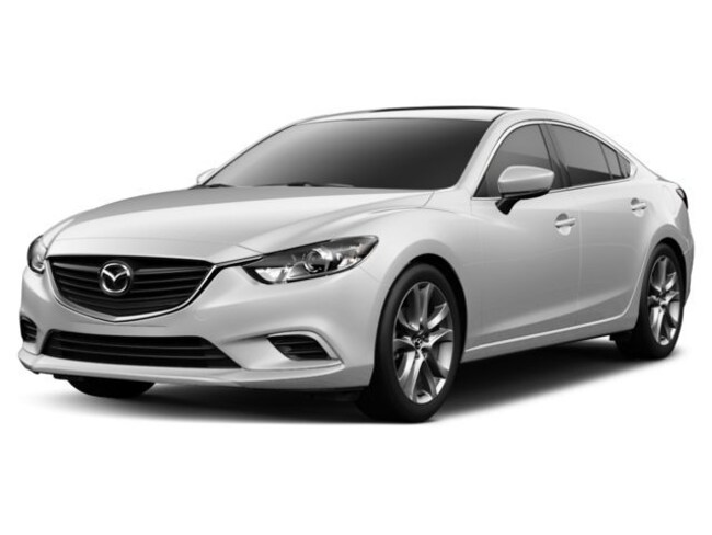 New 2017 Mazda Mazda6 Touring (2017.5) Sedan for sale in the Brunswick, OH