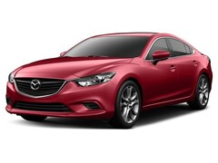2017 Mazda6 Touring (2017.5) Sedan