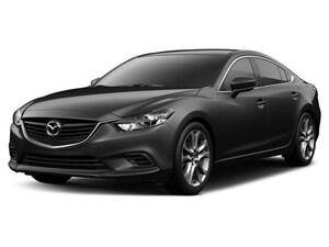 2017 Mazda Mazda6 Touring (2017.5)