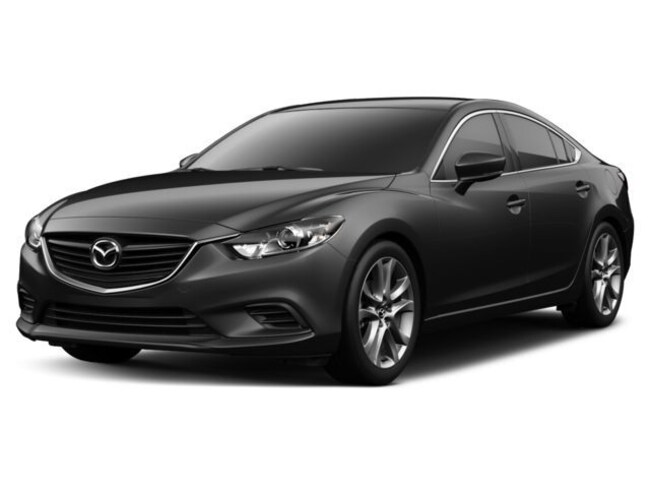 Certified Pre-Owned 2017 Mazda Mazda6 Touring (2017.5) Sedan for sale in Madison, WI