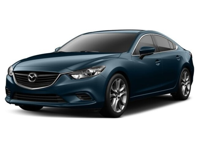New 2017 Mazda Mazda6 Touring (2017.5) Sedan Reno