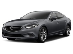 New 2017 Mazda Mazda6 Touring (2017.5) Sedan 17M277 in Canandaigua, NY