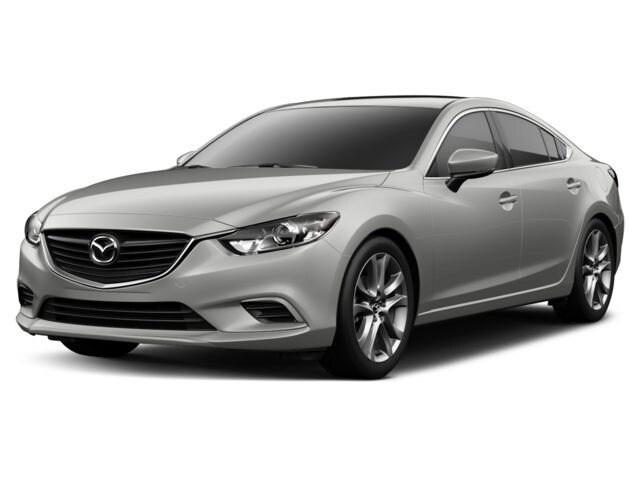 New 2017 Mazda6 Touring (2017.5) Sedan Waterbury, Connecticut