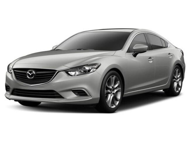 New 2017 Mazda Mazda6 Touring (2017.5) Sedan for sale in the Brunswick, OH