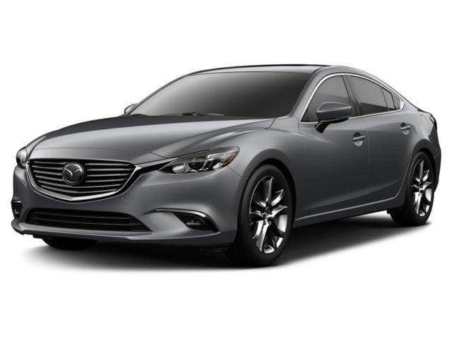 2017 Mazda Mazda6 Grand Touring (2017.5) Sedan