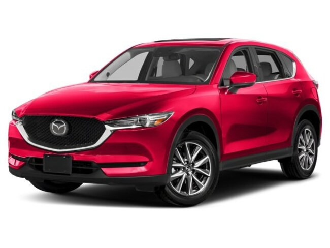 New 2017 Mazda Mazda CX-5 GT FWD SUV In Orange County