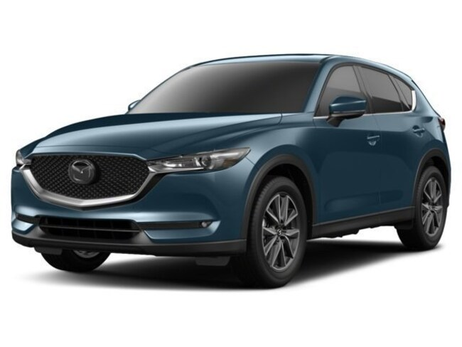 2017 Mazda Mazda CX-5 Grand Select SUV for sale in Hyannis, MA at Premier Mazda