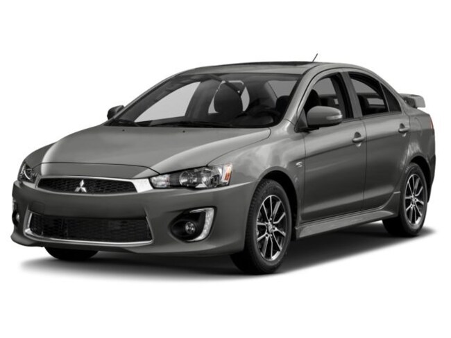New 2017 Mitsubishi Lancer ES Sedan for sale near Los Angeles at Puente Hills Mitsubishi