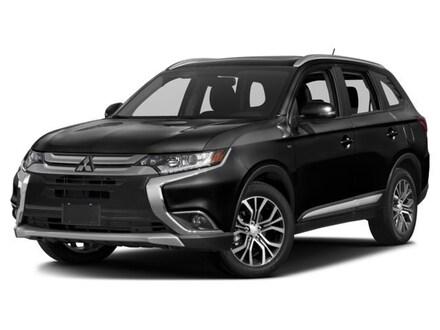 2017 Mitsubishi Outlander ES CUV