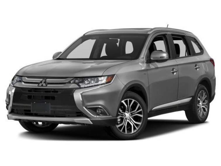 Used 2017 Mitsubishi Outlander CUV for sale in Cumberland, MD