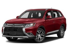2017 Mitsubishi Outlander ES S-AWC Sport Utility
