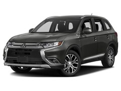 2017 Mitsubishi Outlander ES SUV S-AWC