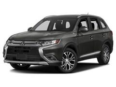 2017 Mitsubishi Outlander SEL CUV