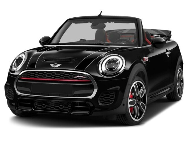 Used 2017 MINI Convertible John Cooper Works Convertible For Sale in Portland, OR