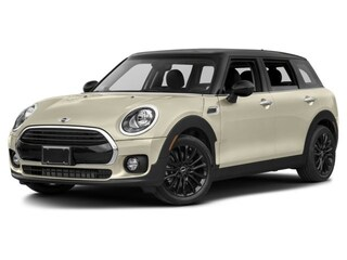 Certified 2017 MINI Clubman Cooper Wagon in Shelburne, VT