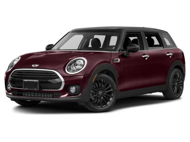 2017 MINI Clubman Cooper ALL4 Wagon