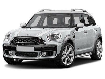 Featured used 2017 MINI Countryman Cooper S SUV for sale in Shelburne, VT