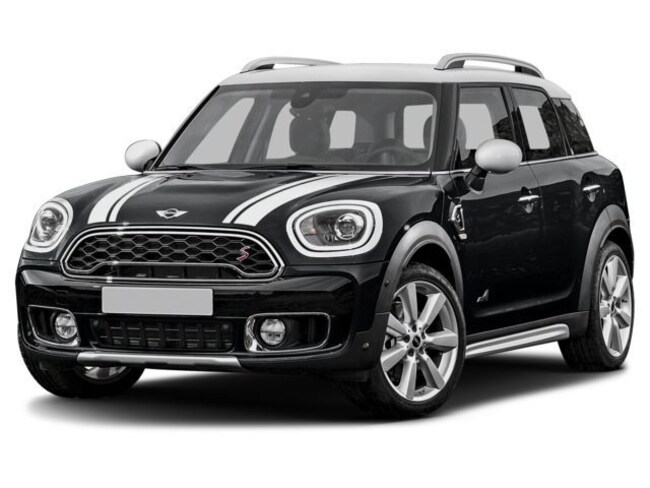 2017 MINI Cooper S Countryman Base SUV