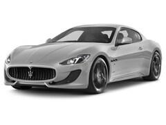 2017 Maserati GranTurismo MC Coupe