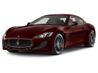 Used 2017 Maserati Granturismo Coupe 000R0204 in Broomfield, CO
