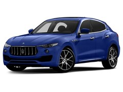 Used 2017 Maserati Levante Base SUV ZN661XUL6HX263244 for Sale in Houston, TX at Helfman Dodge Chrysler Jeep Ram