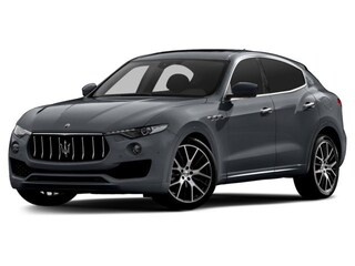 Pre-Owned 2017 Maserati Levante SUV for sale near you in Wayland, MA