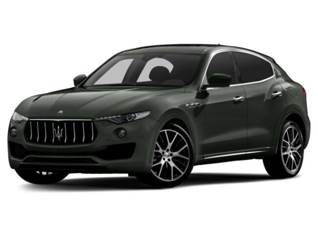 2017 MASERATI LEVANTE SUV for sale in Fort Lauderdale, FL at Ferrari of Fort Lauderdale