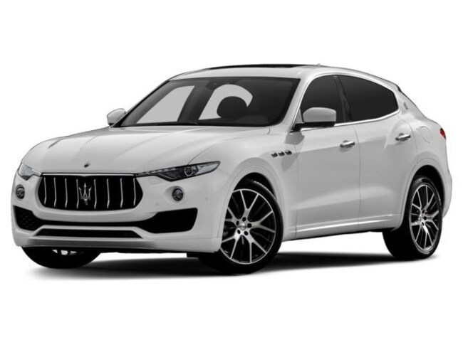 2017 MASERATI LEVANTE S SUV for sale in Fort Lauderdale, FL at Ferrari of Fort Lauderdale