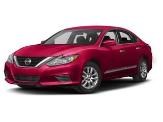 Used 2017 Nissan Altima 2.5 SV Sedan for sale in Santa Fe, NM