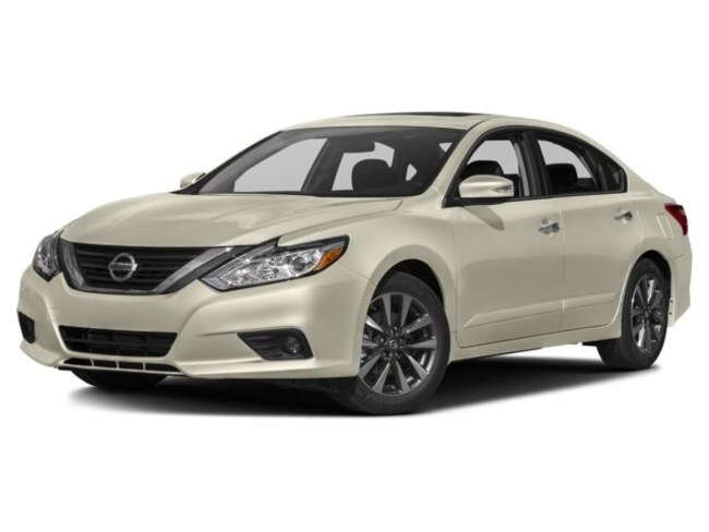 Certified Pre-Owned 2017 Nissan Altima 2.5 SL Sedan in Manchester, NH