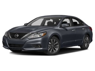 2017 Nissan Altima UT Sedan