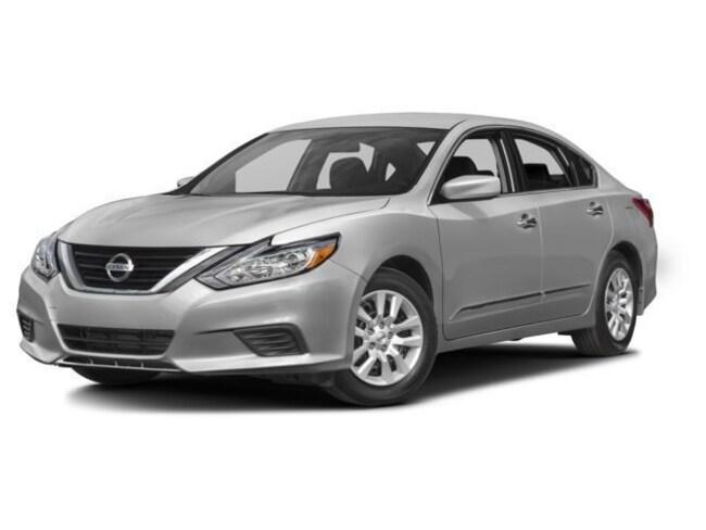 Certified 2017 Nissan Altima 2.5 Sedan for sale near Playa Vista