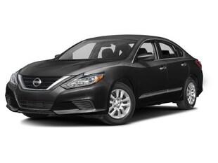 2017 Nissan Altima 2.5 Sedan