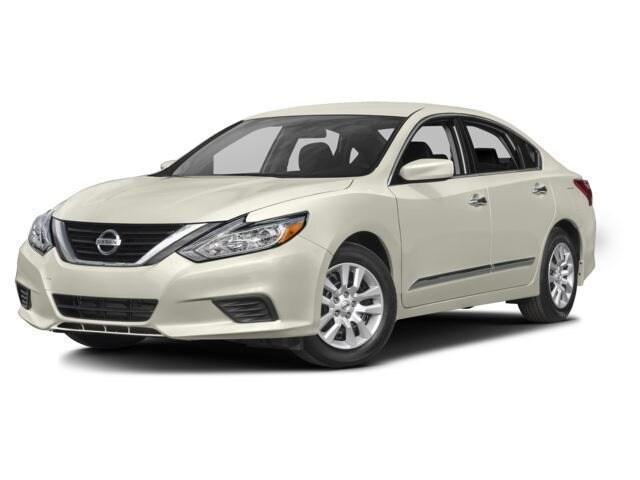 New 2017 Nissan Altima 2.5 S Sedan in Sanford ME