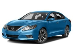 Used 2017 Nissan Altima 2.5 SR Sedan in Wallingford CT
