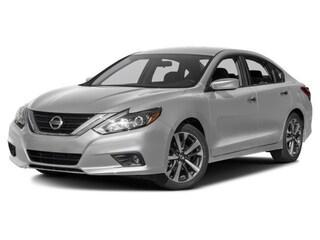 2017 Nissan Altima 3.5 SR Sedan
