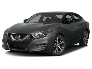 Used 2017 Nissan Maxima 3.5 SV 3.5 SV  Sedan For Sale Kenosha, WI