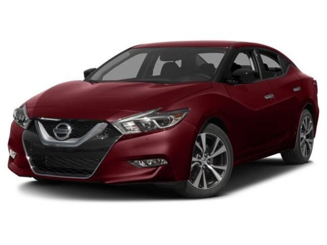 2017 Nissan Maxima SV 3.5L *Ltd Avail* Car
