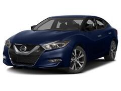 2017 Nissan Maxima 3.5 SV Sedan