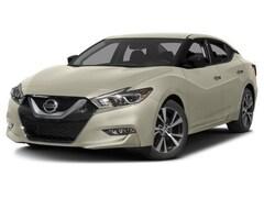 New 2017 Nissan Maxima 3.5 SV Sedan Newport News, VA