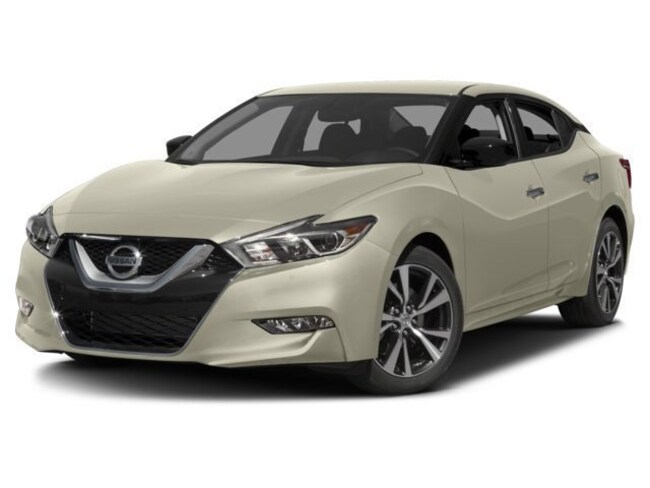 Certified Used 2017 Nissan Maxima 3.5 SV Sedan for sale in CT