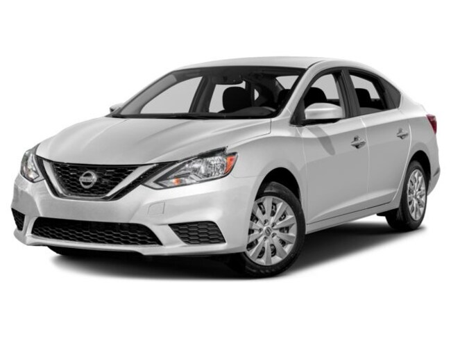 New 2017 Nissan Sentra S Manual near Glendale, CA