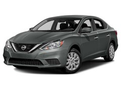 Certified Pre-Owned 2017 Nissan Sentra S Sedan Concord, North Carolina