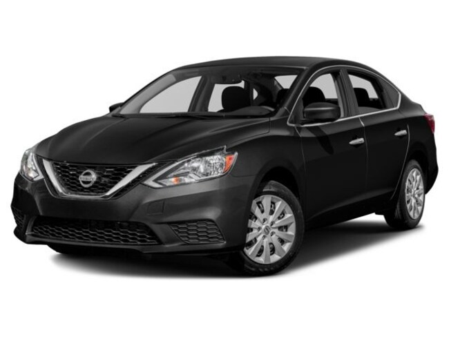 2017 Nissan Sentra S Sedan [L92, FLO] For Sale in Swazey, NH