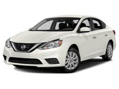 2017 Nissan Sentra Sedan